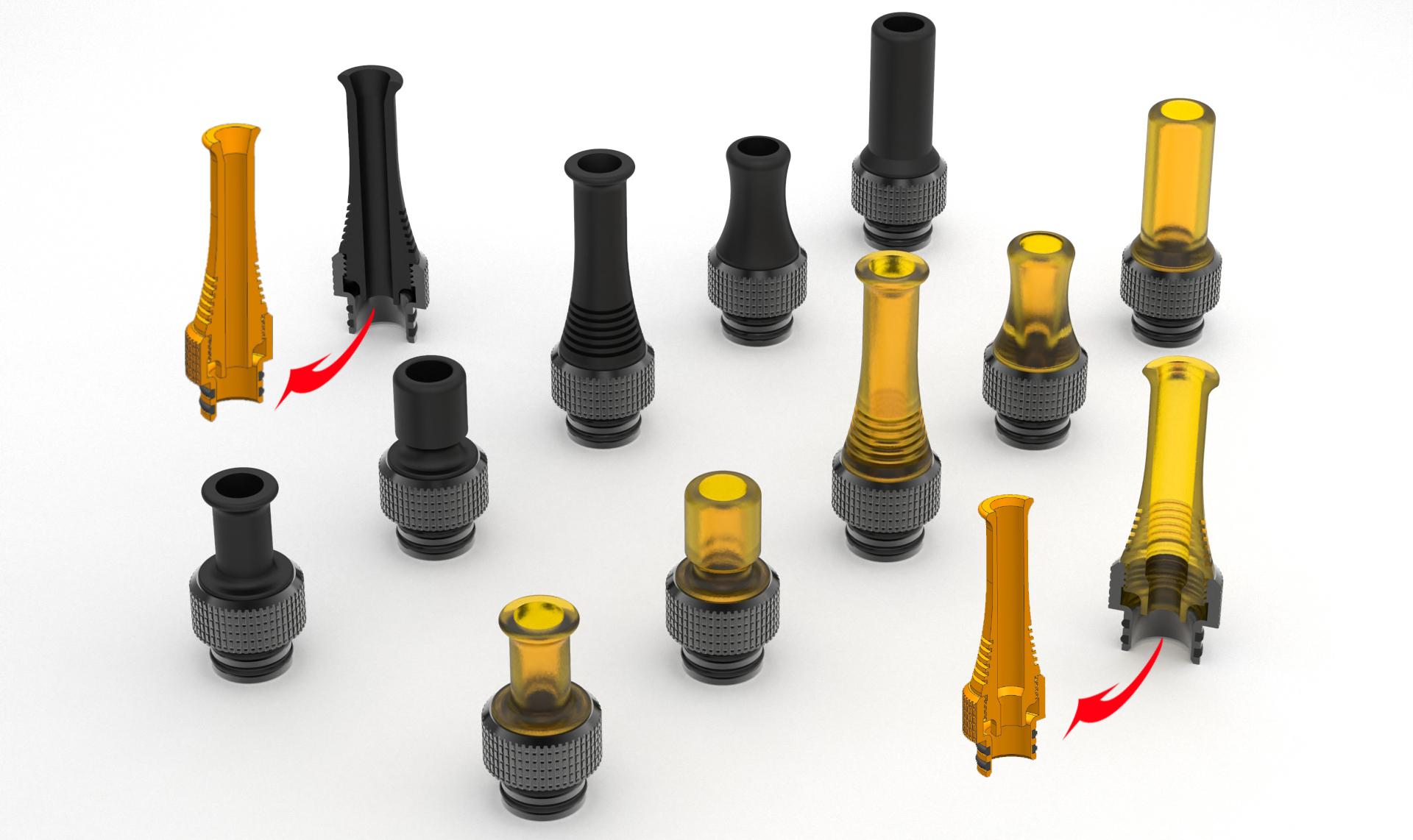 Auguse CG v2 510 Drip Tip